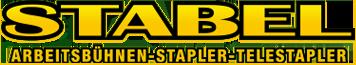 STABEL - Arbeitsbühnen Stapler Telestapler Erlangen
